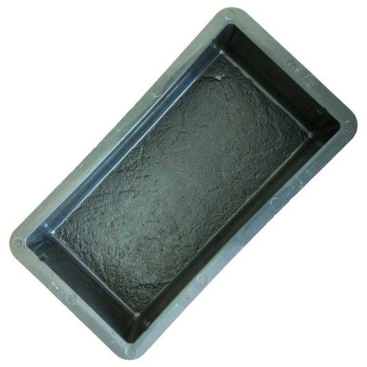 Пластиковая форма для брусчатки Брук европейский кирпич