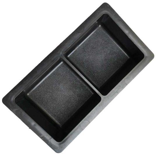 Пластиковая форма для брусчатки Питер брук 100