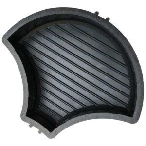 Пластиковая форма для брусчатки Чешуя