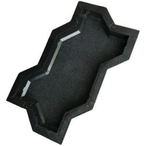 Пластиковая форма для брусчатки Волна 25