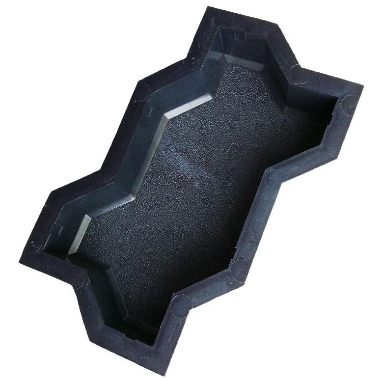 Пластиковая форма для брусчатки Волна 45