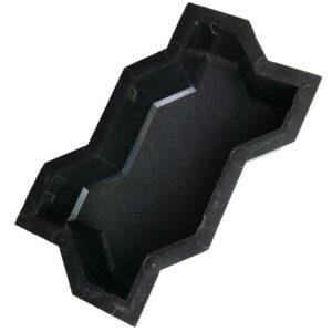 Пластиковая форма для брусчатки Волна 60