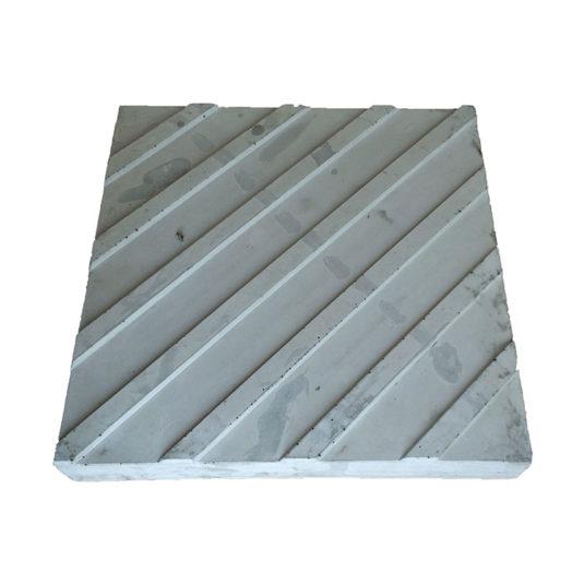 Диагональные рифы бетонное изделие
