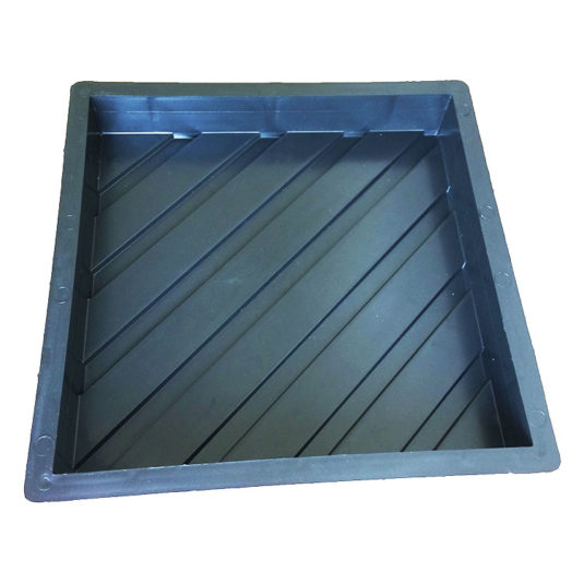 ДИАГОНАЛЬНЫЕ РИФЫ форма для тактильной плитки