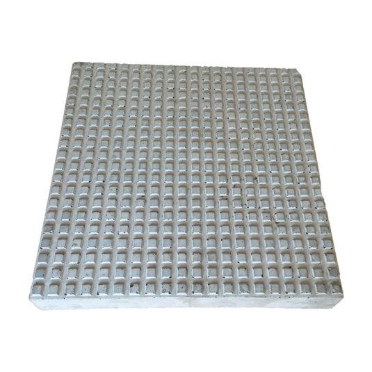 Квадратные рифы бетонное изделие