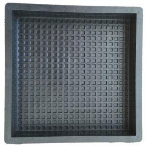 КВАДРАТНЫЕ РИФЫ форма для тактильной плитки