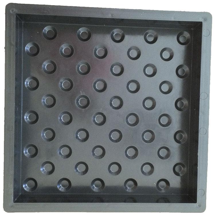 КОНУСООБРАЗНЫЕ РИФЫ для изготовления тактильной плитки