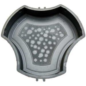 Пластиковая форма для брусчатки Мерседес