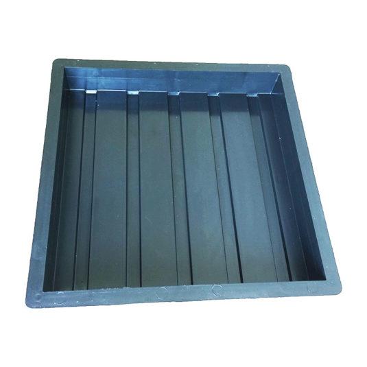 ПРОДОЛЬНЫЕ РИФЫ форма для тактильной плитки