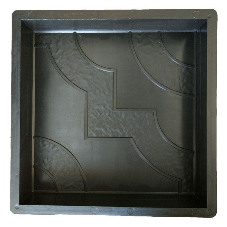 Пластиковая форма для изготовления тротуарной плитки Фантазия