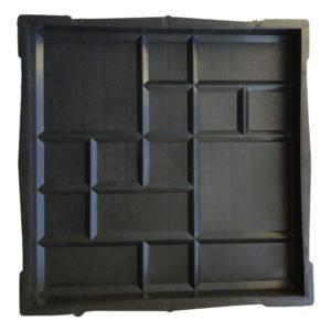 Пластиковая форма для изготовления тротуарной плитки Фигурное