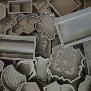 Пластиковые формы для бетона