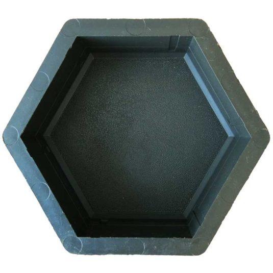 Пластиковая форма для брусчатки Шестигранник