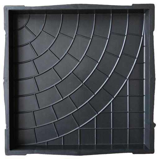Пластиковая форма Паутинка для бетона