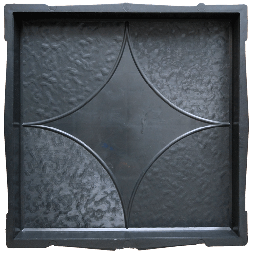 Форма для тротуарной плитки Звезда