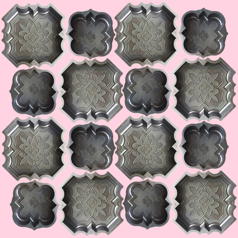 Новые цены на формы пластиковые для тротуарной плитки и брусчатки